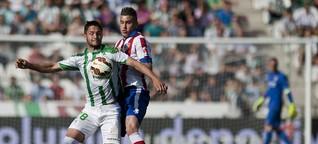 On a discuté avec Florin Andone, attaquant du Cordoba CF