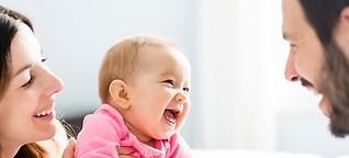 Übung für Rollenverteilung zwischen Mutter und Vater