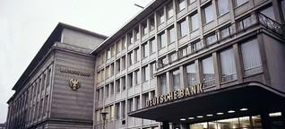 Die Geschichte der Deutschen Bank