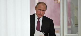 Russland in der Sackgasse