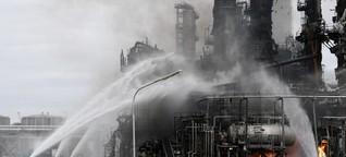Warum ein Großbrand und die Dürre viele teuer zu stehen kommen