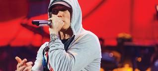 Eine andere Liga: Eminem und seine beeindruckendsten Rekorde