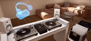 DJing aus der Zukunft: Retro-Revolution unter der VR-Brille