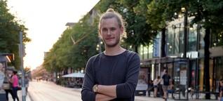 Deutschlands erster Nachtbürgermeister: Auf Vermittlungsmission in Mannheim