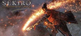 Sekiro: Shadows Die Twice - Mehr als ein Ninja-Dark-Souls | ProSieben Games