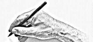 Ghostwriter an der Universität: Schreiben oder schreiben lassen