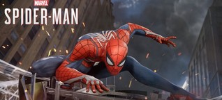 MARVEL'S SPIDER-MAN - Popcorn-Blockbuster in Spielform | ProSieben Games