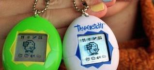 Trendspielzeug der 90er: Tamagotchi: Das Großstadt-Haustier wird 20 | shz.de