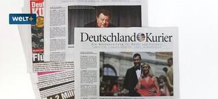 """""""Deutschland-Kurier"""": Die Hofschreiber der AfD - WELT"""