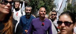 Wahlen zum EU-Parlament: Das Comeback von Yanis Varoufakis