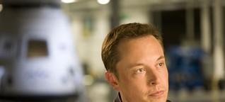 Warum Elon Musks Rettungs-U-Boot-Aktion vor allem einem nutzt: ihm selbst