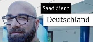 Als Moslem bei der Bundeswehr: Saad Chahrrour aus Rodgau dient Deutschland | Frankfurter Neue Presse