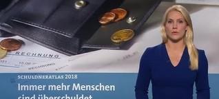 Mehr Menschen in Deutschland überschulden sich
