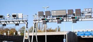 Verkehrssicherheit: Augen und Ohren für den Kaisermühlentunnel