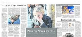 Paris, 13. November 2015