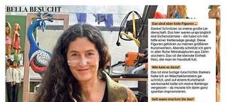 """""""Kleinholz ist meine Stärke"""" (bella, 01/2018)"""