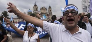 Umstrittenes Gesetz in Guatemala - Für das Leben, gegen die Frauen
