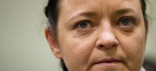 NSU-Prozess: Beate Zschäpe bittet in ihren letzten Worten um Gnade