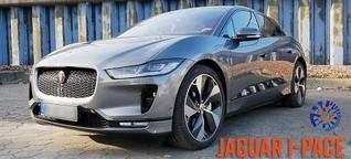 Jaguar I-Pace: Edle Raubkatze mit Elektromotoren