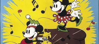 Warum 90 Jahre Micky Maus auch 90 Jahre Gesellschaftskritik bedeuten
