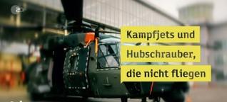 Was braucht die Bundeswehr?