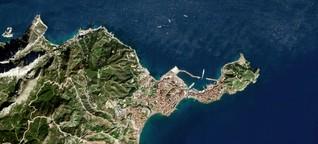 Ceuta: Mit einem Schritt von Afrika nach Europa