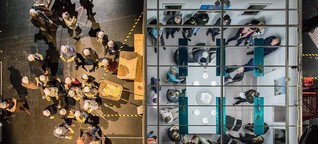 Berliner Flughafen zum Selbstbauen: Rimini Protokolle