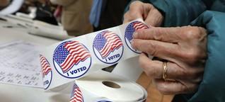 Warum die Mehrheit in den USA nicht zur Wahl geht
