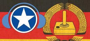 GameStar-Podcast - Folge 48: Spiele in der DDR - Genosse Mario oder Klassenfeind? - GameStar