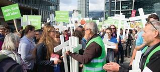 Lebensschützer-Bewegung: Wie Abtreibungsgegner Frauen einschüchtern