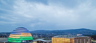 Nyandungu: Stadtpark für Ökotourismus in Kigali