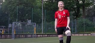 Katha mischt die deutsche Bundesliga im Blindenfußball auf