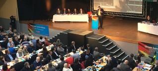 Sächsische AfD wählt nach Petry-Austritt neuen Vorstand und öffnet sich den Medien