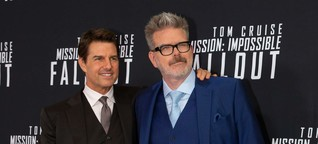"""Mission: Impossible 6 - Fallout: Christopher McQuarrie über Tom Cruise!"