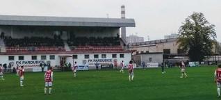 Le match que vous n'avez pas regardé : FK Pardubice-MAS Táborsko (SoFoot.com)