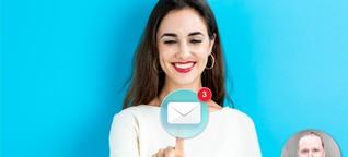 Videokurs: Über 20 praktische Tipps für effiziente E-Mails im Team