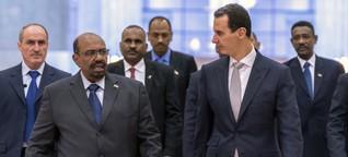 Assad bekommt Besuch