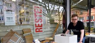 """Abschied vom Frankfurter """"Zweitausendeins"""": Das Ende meiner Odyssee"""
