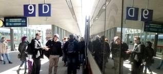 Wie geht das? Der Hauptbahnhof Hannover