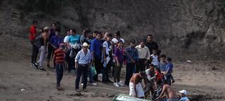 """USA: """"Mehr Grenzmauern bedeuten mehr Grenztote"""""""
