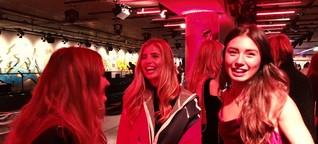 Hamburger auf der Berlin Fashion Week - und was sie davon halten