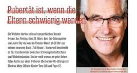 PINNWAND / Hamburger Abendblatt: Interview mit Sky Dumont