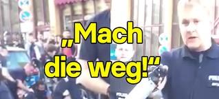 Analyse: Zeigt dieses Video vom Kottbusser Tor illegale Polizeigewalt?