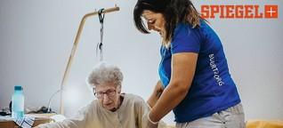 Was wäre, wenn Pfleger genug Zeit hätten?