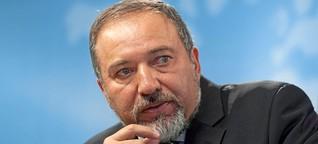 Lieberman: Schlaff nicht an Dialog mit Hamas beteiligt