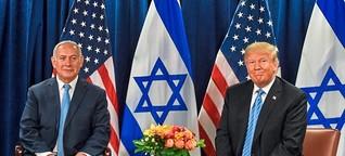 Hoffnung und Zweifel in Israel und Palästina