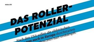 Das Rollerpotential