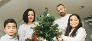 Familie Kaya aus Mülheim kennt viele Weihnachtsbräuche