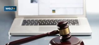 Legal Tech wird zur Konkurrenz für Rechtsanwälte - WELT