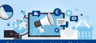 Wie wichtig ist die Erfolgsmessung Ihrer digitalen Marketing-Strategie? - Martel Media